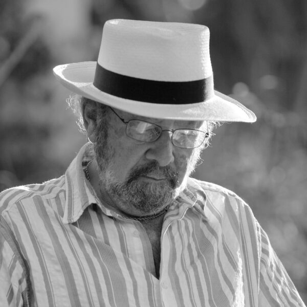 José Manuel Caballero Bonald©Borja Luque