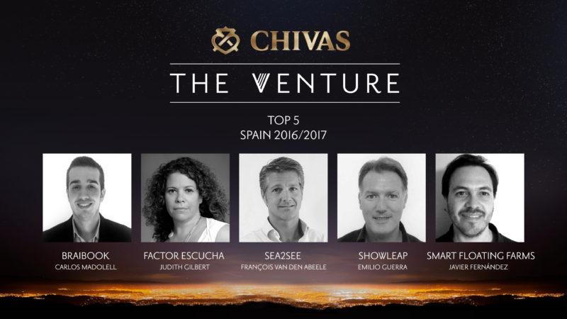 Conoce los finalistas de Chivas The Venture