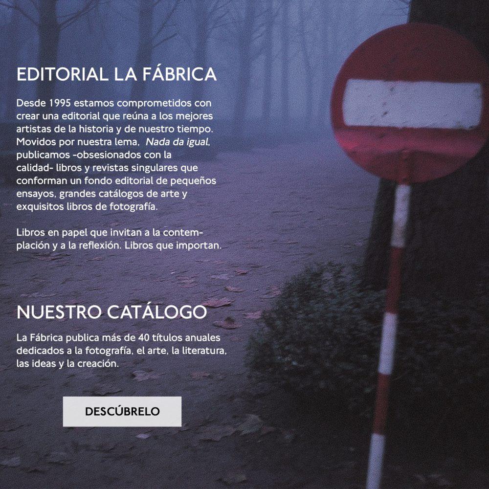 Editorial La Fábrica