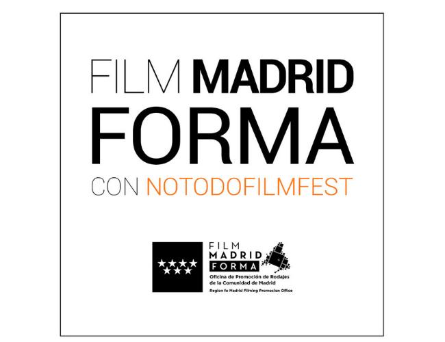 GRANDES PROFESIONALES DE CINE EN LAS MASTERCLASSES DE NOTODOFILMFEST Y FILM MADRID