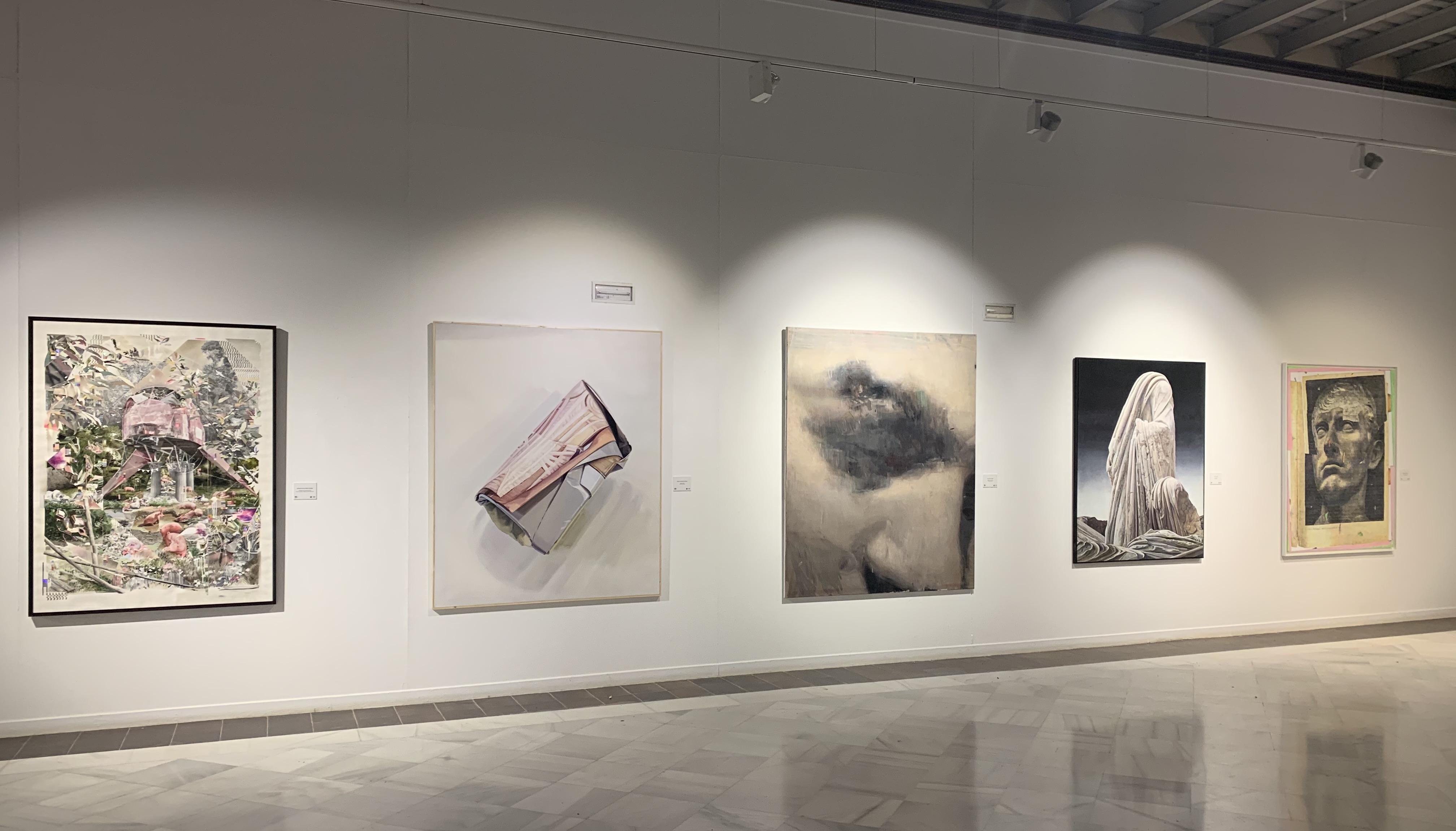 Desde hoy, 27 de mayo, hasta el 19 de julio de 2020 podrás enviar tu obra a la 35ª edición del Premio BMW de Pintura