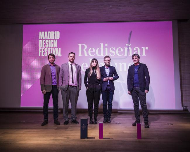 RONAN & ERWAN BOUROULLEC, MARTÍ GUIXÉ, TRISTAN EATON, PAULA CLAVERIA Y PABLO VIDIELLA HUGUET PREMIADOS EN MADRID DESIGN FESTIVAL