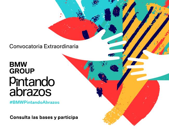 La iniciativa #PINTANDOABRAZOS, que ya tiene ganadores