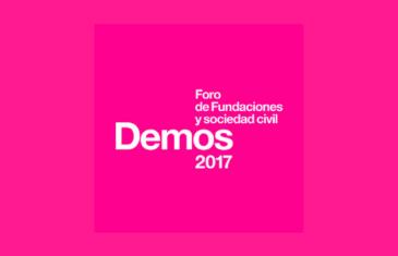 cartel foro demos 2017