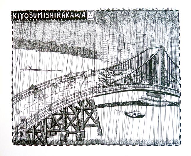 Escenas de Tokyo de Fernando Bellver