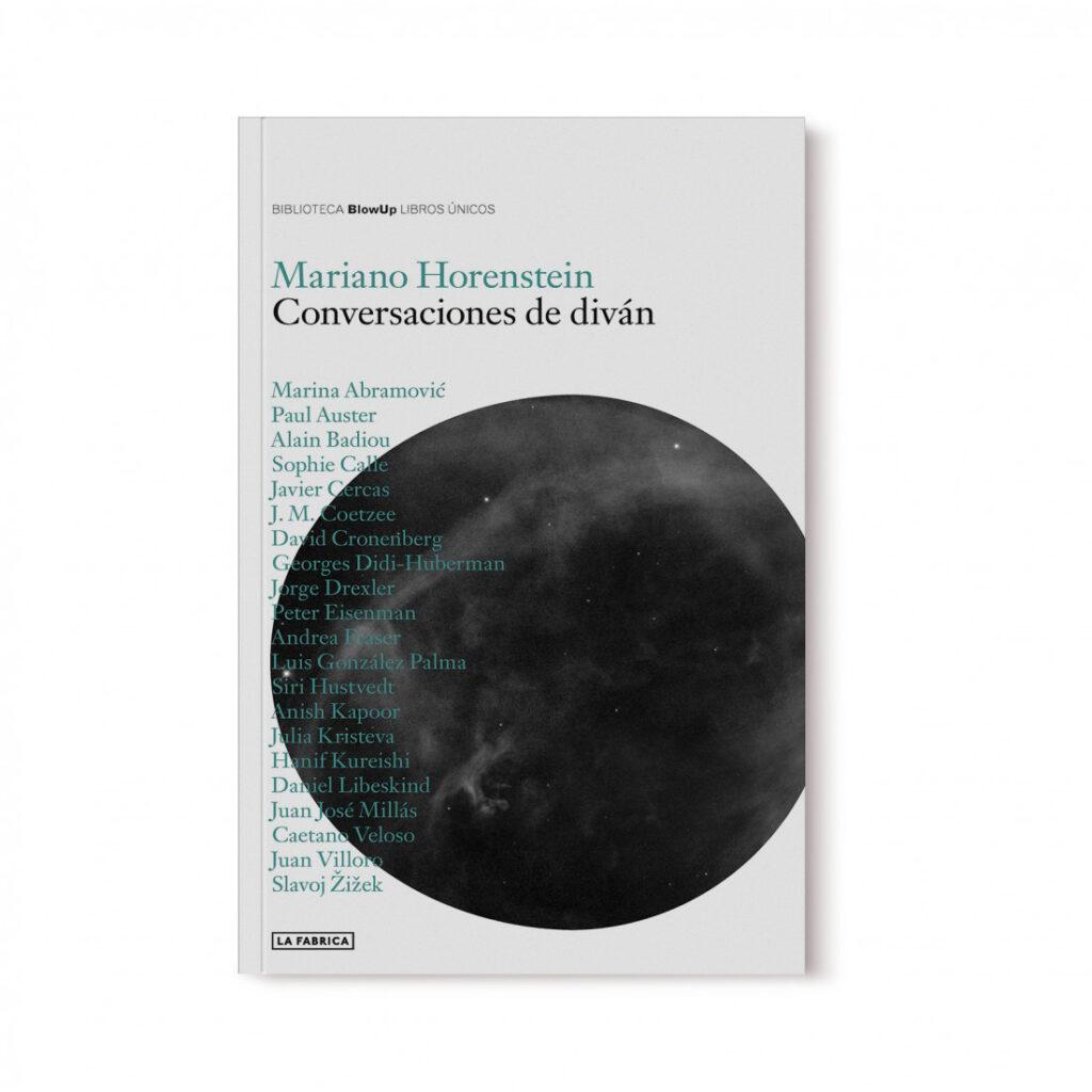Mariano Horenstein, Conversaciones de diván