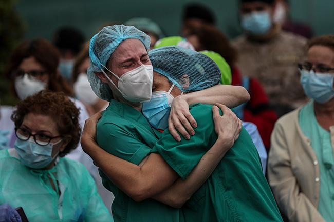 PHOTOESPAÑA RECONOCE LA LABOR DEL FOTOPERIODISMO EN LA COBERTURA DE LA CRISIS SANITARIA CON EL PREMIO PHOTOESPAÑA 2020