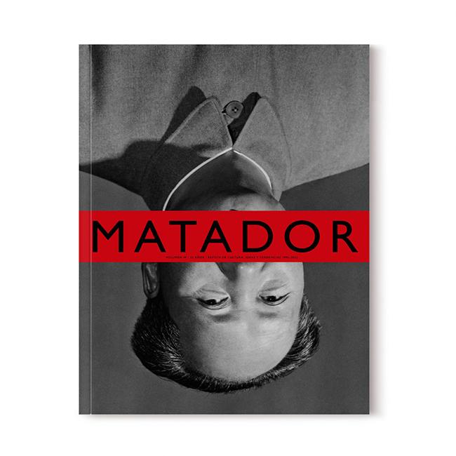 EL VOLUMEN W DE MATADOR CELEBRA EL 25 ANIVERSARIO DE LA REVISTA